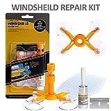 POLAMD Car Windshield Repair Kit, Auto Windshield Crack Repair Tool with Windshield Repair