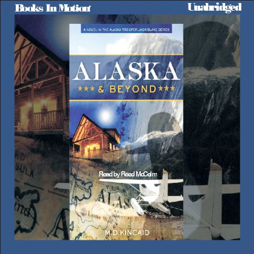 Alaska and Beyond audiobook cover art