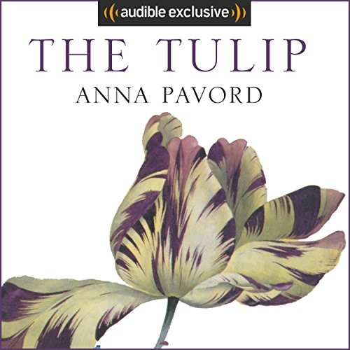 The Tulip audiobook cover art