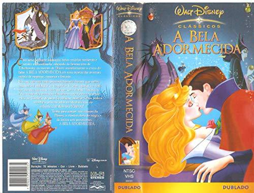 A Bela Adormecida - VHS Dublado