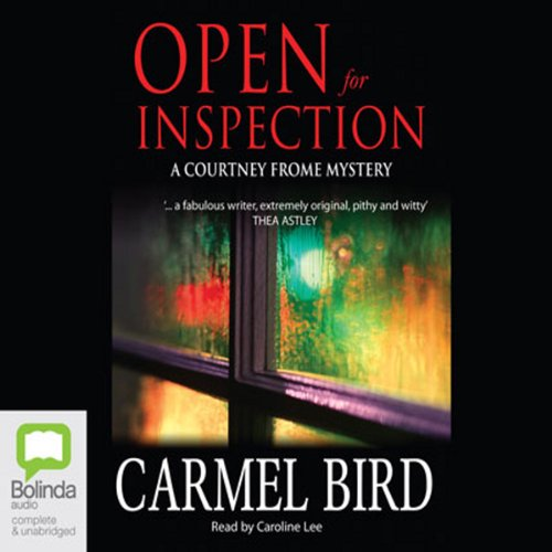 Open for Inspection cover art