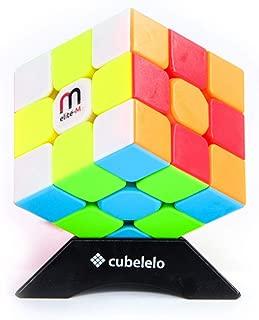 Cubelelo QiYi Warrior W 3x3 stickerless Elite-M (Magnetic) Speedcube Puzzle