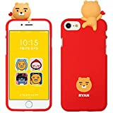 【KAKAO Mascot Bumper Friends カカオ フレンズ バンパー 】スマホケース iPhone8 iPhone8plu……