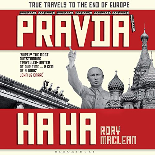 Pravda Ha Ha cover art