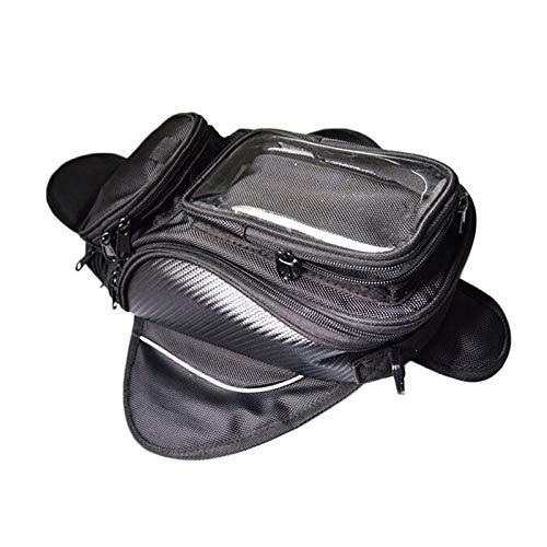 Bolsa Imán Bolsa de Tanque de la Motocicleta Bolsa de Fuel Oil Motorbiker Oxford Impermeable GPS Alforjas Bolsa de sillín