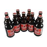 9 Flaschen Astra Rotlicht 6,0% a 0,33L Bier Hamburg Rotlichtbier inc. 0.72€ MEHRWEG Pfand