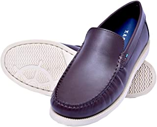 Gentle XACT Leather Loafer Shoes for Boys Kids