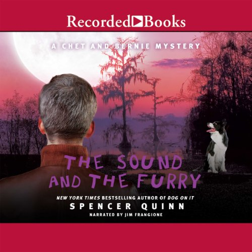 The Sound and the Furry audiobook cover art