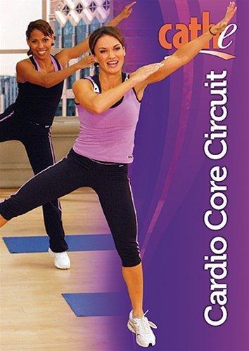 Cathe Friedrich Cardio Core Circuit Exercise DVD - region 0