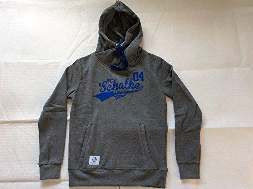 FC Schalke 04 Damen Kapuzen Sweat-Shirt