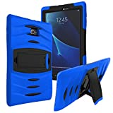 KIQ Samsung Galaxy Tab E 9.6' SM-T560 Case, Shockproof...