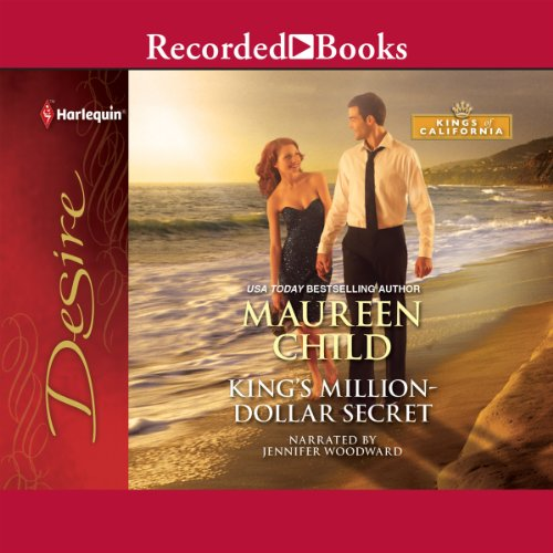 King's Million-Dollar Secret audiobook cover art