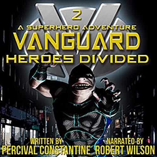 Vanguard: Heroes Divided Titelbild