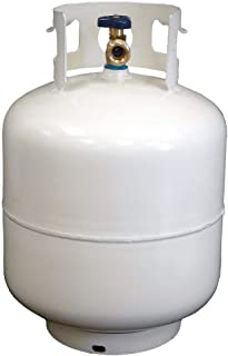 New 20 lb Steel Propane/LP Cylinder with OPD Valve