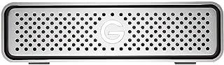 G-Technology G-Drive USB 6 TB externe Festplatte (High-Performance-Speicher, Übertragungsgeschwindigkeit 226 MB/s, kompakt...