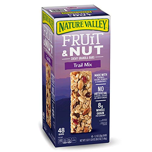 Nature Valley Fruit & Nut Chewy Trail Mix Granola Bars