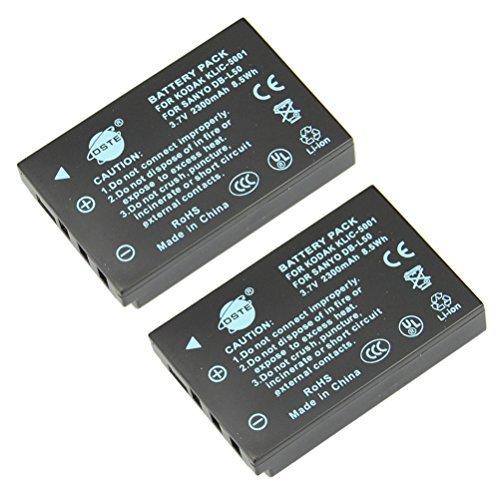 UK Battery for OLYMPUS AZ-1 AZ-2 LI-20B 3.7V RoHS