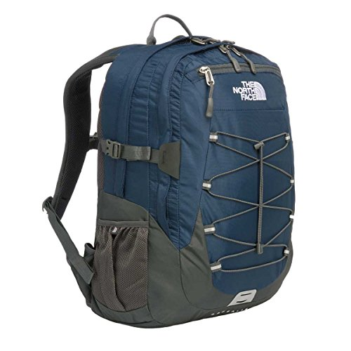 THE NORTH FACE Uni Borealis Rucksack, Blau-Grau (Cosmic/Asphalt), One Size