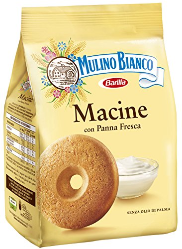 Mulino Bianco - Macine, Biscotti Frollini, 800 g