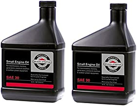 Briggs and Stratton of Genuine OEM Replacement Oil №100005 - 2 Pack