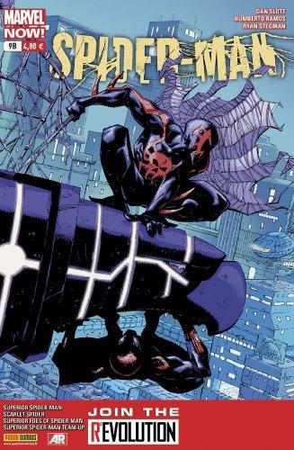 Spider-Man n°9B 2013 : Couverture spéciale librairie