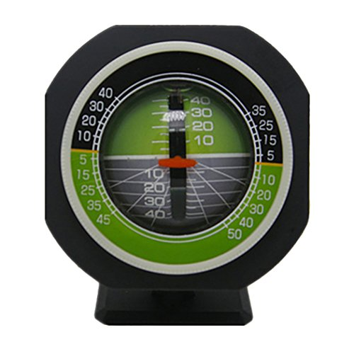 Fansport Inclinómetro Coche Indicador Nivel De Inclinación