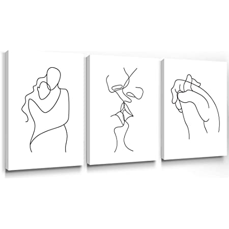 gay artwork modern paintings human figure painting minimalistic male physique art black and white prints original watercolor