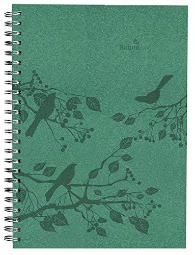 Wochenplaner Nature Line Forest 2021 - Taschen-Kalender A5 - 1 Woche 2 Seiten - Ringbindung - 128 Seiten - Umwelt-Kalender - mit Hardcover - Alpha Edition