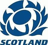 Scotland Rugby De Haute Qualite Pare-Chocs Automobiles Autocollant 12 x 12 cm