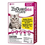 Best Cat Dewormers - ZoGuard Plus Flea and Tick Prevention for Cats Review