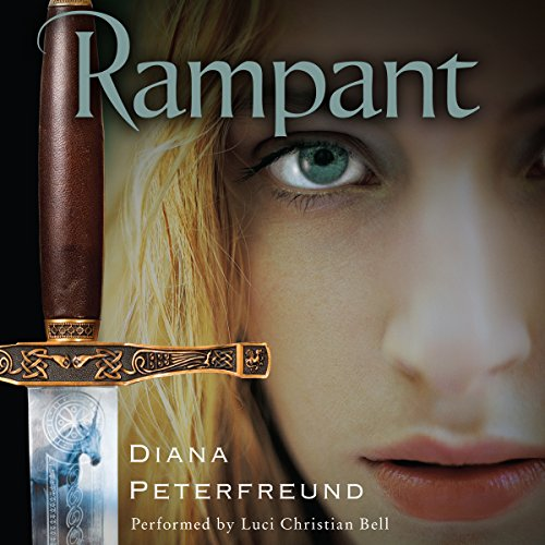 Rampant audiobook cover art