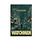 Watchmen Poster, dekoratives Gemälde, Leinwand, Wandkunst,