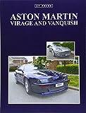 Aston Martin Virage and Vanquish