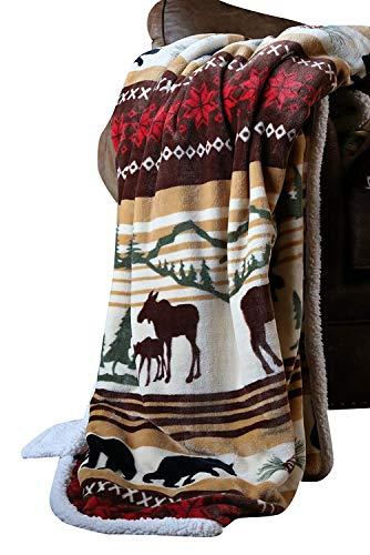 nature throw blanket - 2
