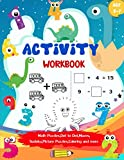 Activity Workbook Age 5-7: Activity Book Game for Kids| Math Puzzles, Picture Puzzles, Mazes, Sudoku, Coloring and More
