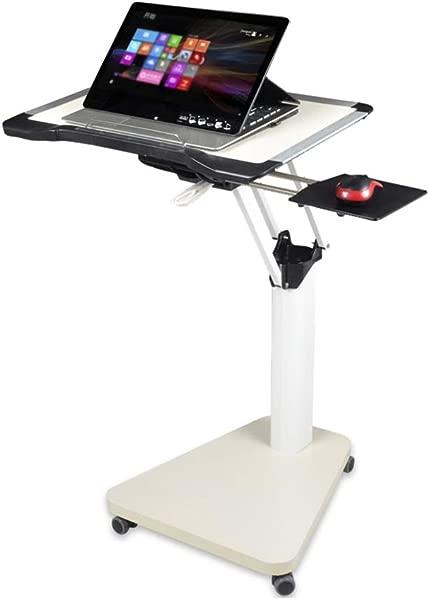 ZDNALS Bedside Table Tiltable Multi Function Laptop Table For Bed Sofa Living Room Bedside Table