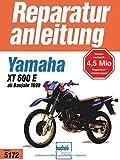Yamaha XT 600 E  ab 1990: Luftgekühlter Viertaktmotor 4-Ventiler (Reparaturanleitungen)