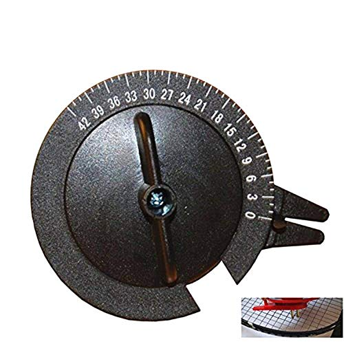 YUCHENGTECH Racchetta da badminton string Meter ac-sm200string Machine Tools, tennis Stringer, strumenti, infilatura Tension Calibrator
