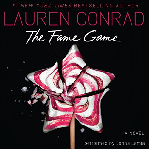 The Fame Game audiobook cover art