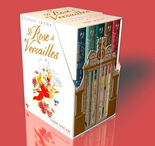 Le rose di Versailles. Lady Oscar collection (Vol. 1-5)