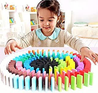 SHORO Wooden Learning Game Educational Toy (200-Pieces, Multicolour) -Set 10 Colors