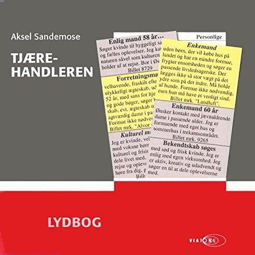 Tjærehandleren audiobook cover art
