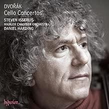 Dvorak: Cello Concertos [Steven Isserlis, Mahler Chamber Orchestra, Daniel Harding] [Hyperion: CDA67917] by Steven Isserlis (2013-09-26)