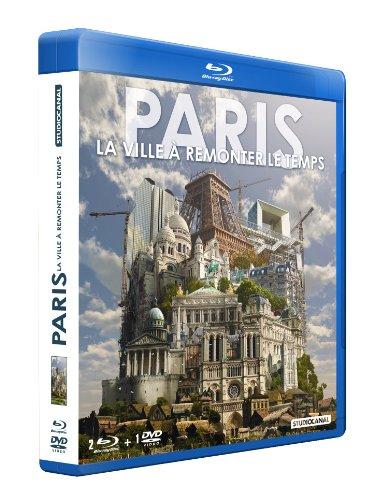 Paris, la ville à remonter le temps [Francia] [Blu-ray]