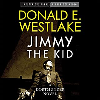 Jimmy the Kid audiobook cover art