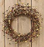 "12"" Primitive Combo Wreath"