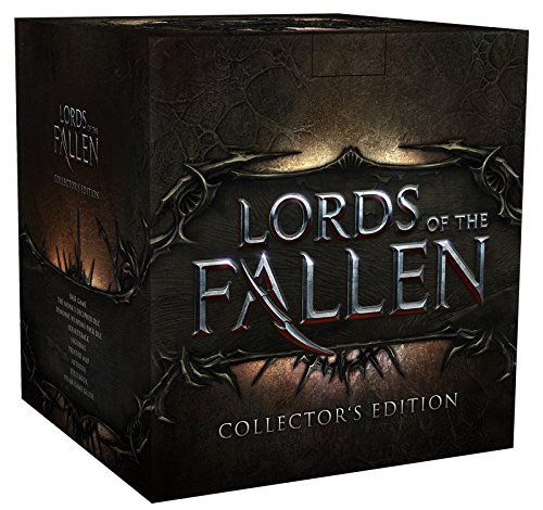 Lords of the Fallen Collectors Edition PlayStation 4 PS4