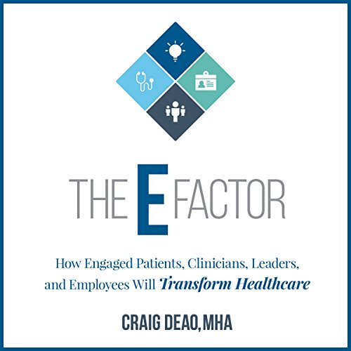 The E-Factor audiobook cover art