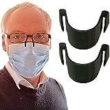 anti-appannamento per ponte nasale, anti-appannamento naso per ponte nasale clip di supporto per evitare lappannamento degli occhiali da vista (2)