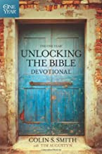 unlocking the bible daily devotional